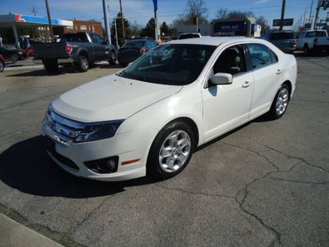2010 Ford Fusion SE for sale at Tom Cater Auto Sales in Toledo OH