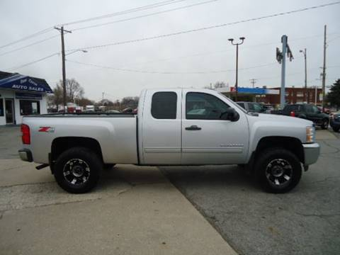 2012 Chevrolet Silverado 1500 LT for sale at Tom Cater Auto Sales in Toledo OH