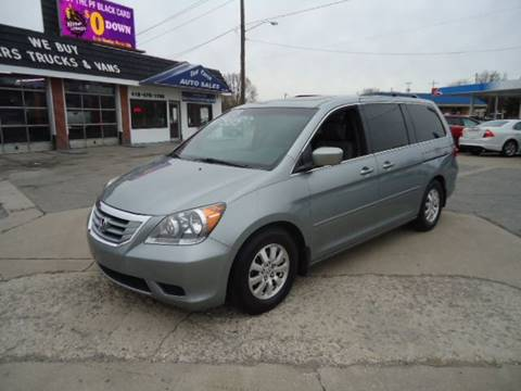 2008 Honda Odyssey EX-L w/DVD for sale at Tom Cater Auto Sales in Toledo OH