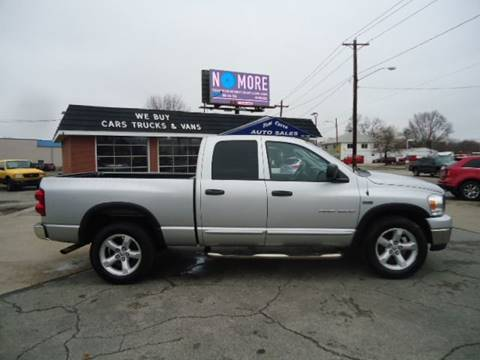 2007 Dodge Ram Pickup 1500 SLT for sale at Tom Cater Auto Sales in Toledo OH