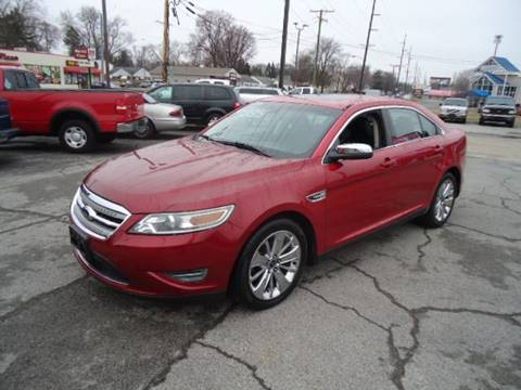 2010 Ford Taurus Limited for sale at Tom Cater Auto Sales in Toledo OH