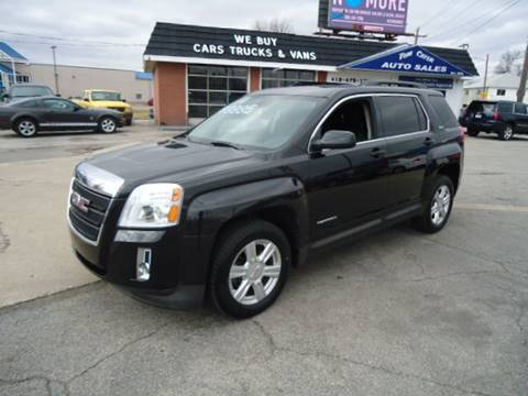 2014 GMC Terrain SLE-2 for sale at Tom Cater Auto Sales in Toledo OH