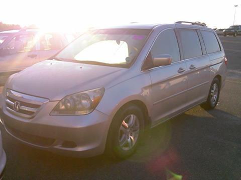2007 Honda Odyssey for sale in Theodore, AL