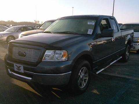 2006 Ford F-150 for sale in Theodore, AL