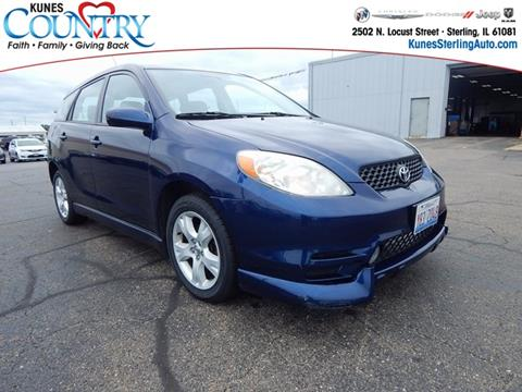 2003 Toyota Matrix for sale in Sterling, IL