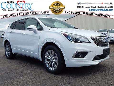 2017 Buick Envision for sale in Sterling, IL