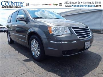2010 Chrysler Town and Country for sale in Sterling, IL