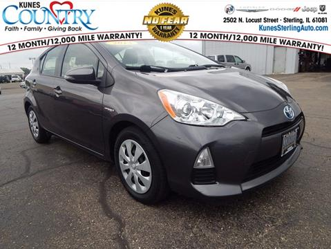 2013 Toyota Prius c for sale in Sterling, IL