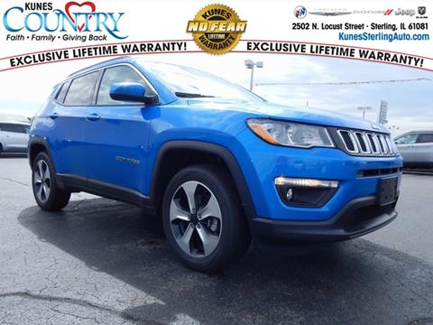 2018 Jeep Compass for sale in Sterling, IL