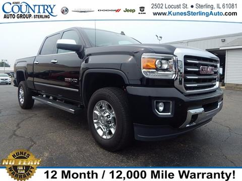 2015 GMC Sierra 2500HD for sale in Sterling, IL