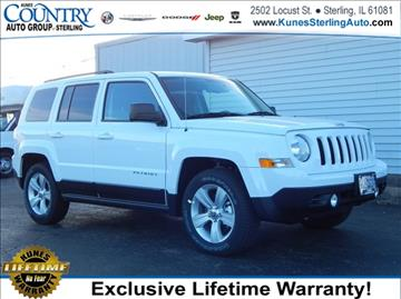 2017 Jeep Patriot for sale in Sterling, IL