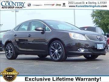 2016 Buick Verano for sale in Sterling, IL