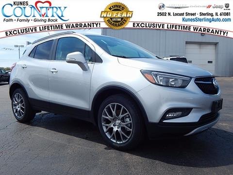 2017 Buick Encore for sale in Sterling, IL