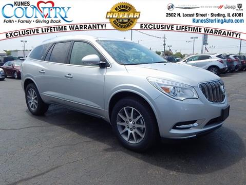 2017 Buick Enclave for sale in Sterling, IL