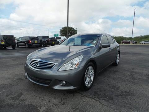 2010 Infiniti G37 Sedan for sale in Hutto, TX