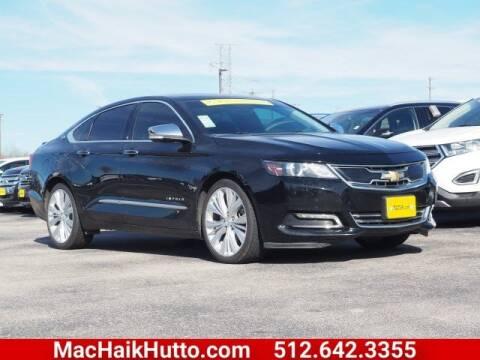 2015 Chevrolet Impala for sale in Hutto, TX