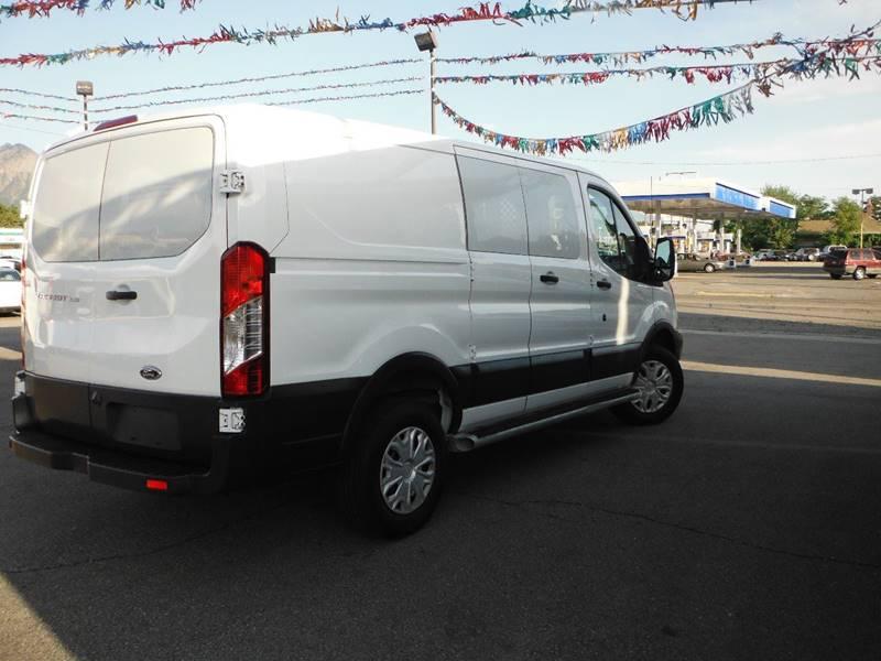 2016 Ford Transit Cargo 250 3dr SWB Low Roof Cargo Van w/60/40 Passenger Side Doors - South Salt Lake UT
