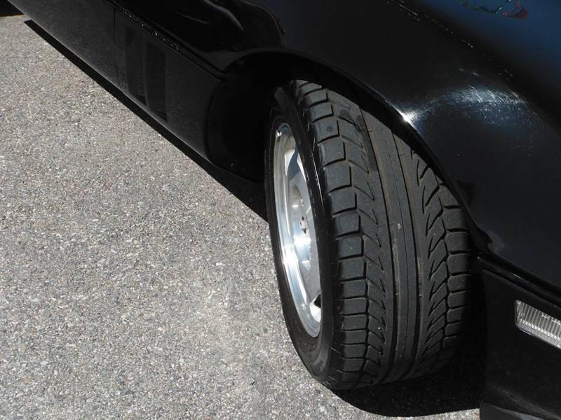 1988 Chevrolet Corvette 2dr Convertible - South Salt Lake UT