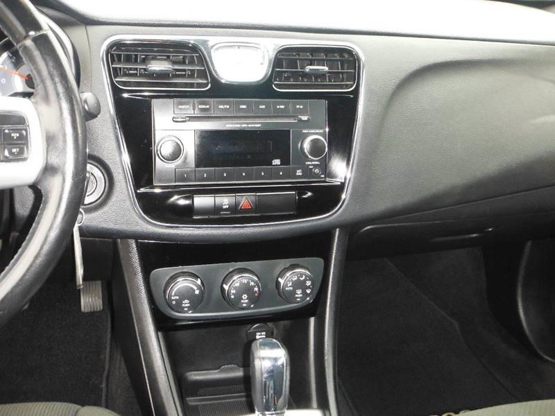 2012 Chrysler 200 Convertible Touring 2dr Convertible - South Salt Lake UT