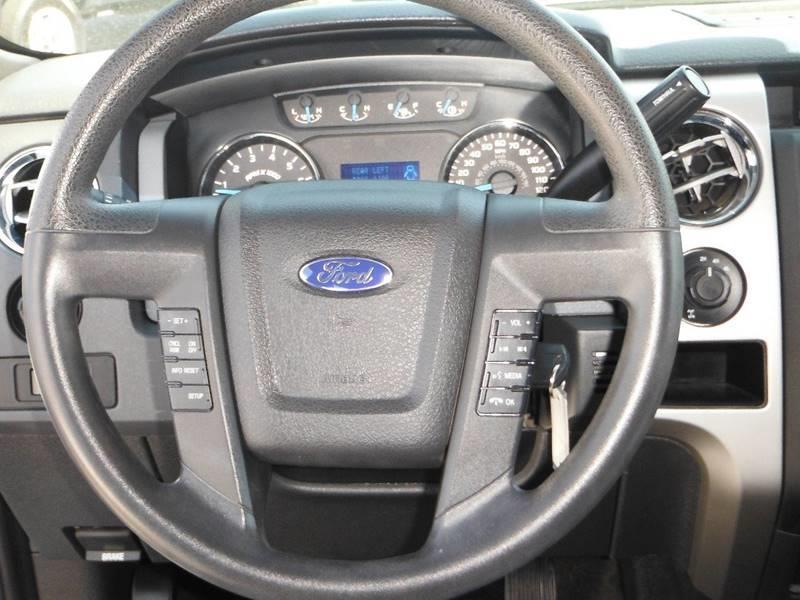 2013 Ford F-150 4x4 XLT 4dr SuperCrew Styleside 6.5 ft. SB - South Salt Lake UT