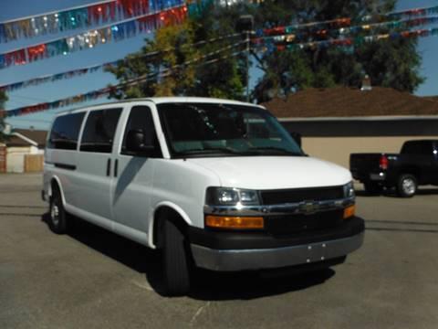 2016 Chevrolet Express Passenger for sale in South Salt Lake, UT