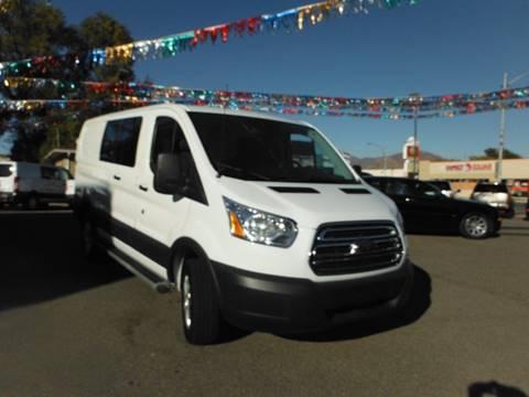 2016 Ford Transit Cargo for sale in South Salt Lake, UT