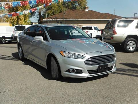 2014 Ford Fusion for sale in South Salt Lake, UT