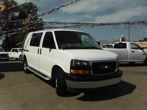 2017 GMC Savana Cargo for sale in South Salt Lake City, UT