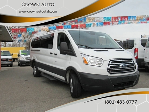 ce9892fd23 2017 Ford Transit Passenger for sale in South Salt Lake City