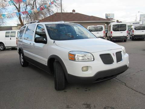 2006 Pontiac Montana SV6 for sale in South Salt Lake City, UT