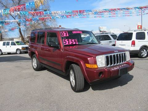 2007 Jeep Commander for sale in South Salt Lake City, UT