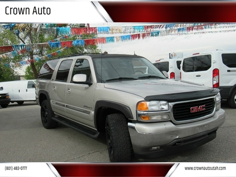 2005 GMC Yukon XL for sale in South Salt Lake City, UT
