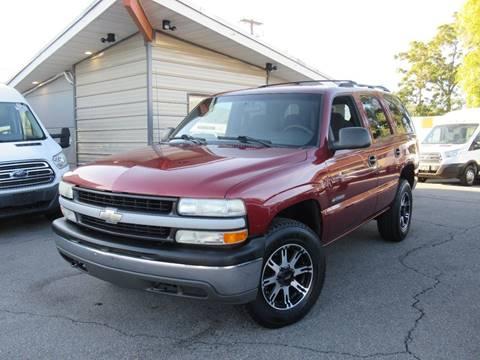 2002 Chevrolet Tahoe for sale in South Salt Lake City, UT