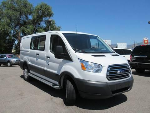 2018 Ford Transit Cargo for sale in South Salt Lake City, UT