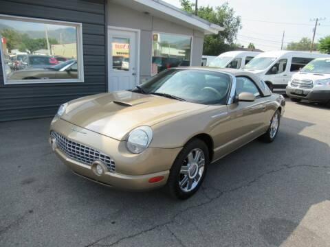 2005 Ford Thunderbird for sale at Crown Auto in South Salt Lake City UT