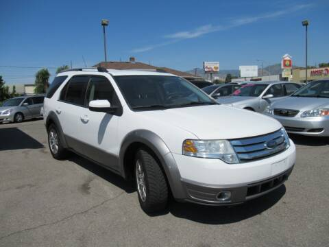 2008 Ford Taurus X for sale at Crown Auto in South Salt Lake City UT