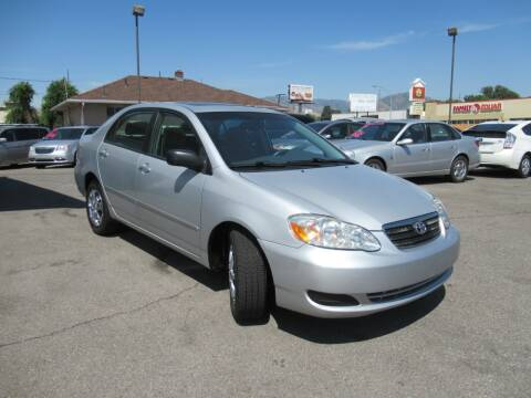 2008 Toyota Corolla for sale at Crown Auto in South Salt Lake City UT