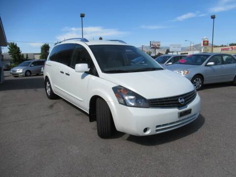 2008 Nissan Quest for sale at Crown Auto in South Salt Lake City UT