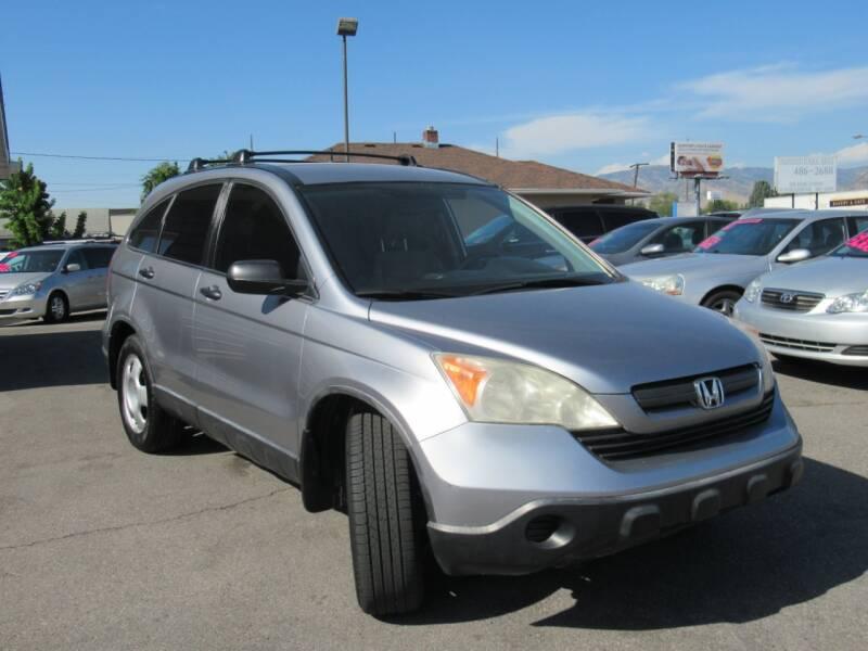 2007 Honda CR-V for sale at Crown Auto in South Salt Lake City UT