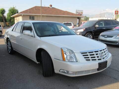 2011 Cadillac DTS for sale at Crown Auto in South Salt Lake City UT