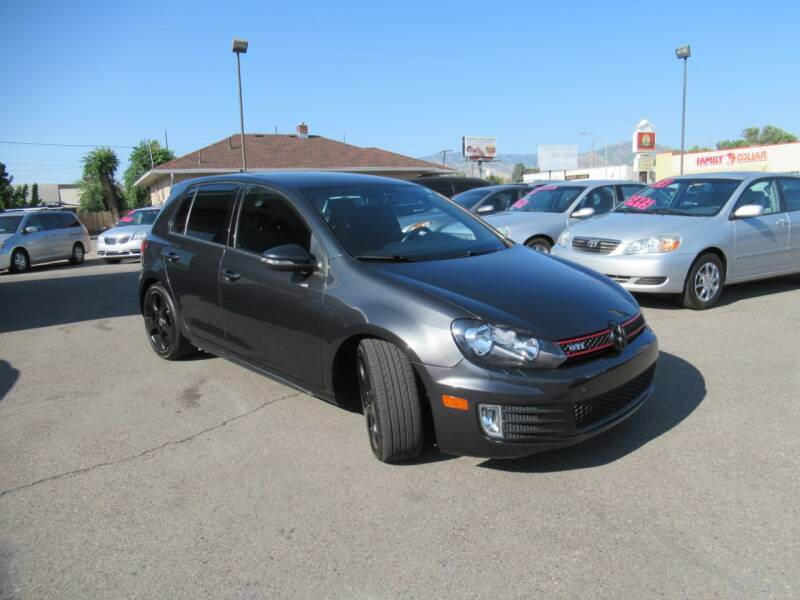 2013 Volkswagen GTI for sale at Crown Auto in South Salt Lake City UT
