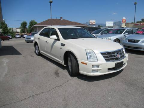 2009 Cadillac STS for sale at Crown Auto in South Salt Lake City UT