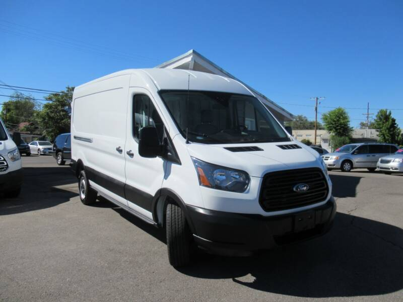 2019 Ford Transit Cargo for sale at Crown Auto in South Salt Lake City UT