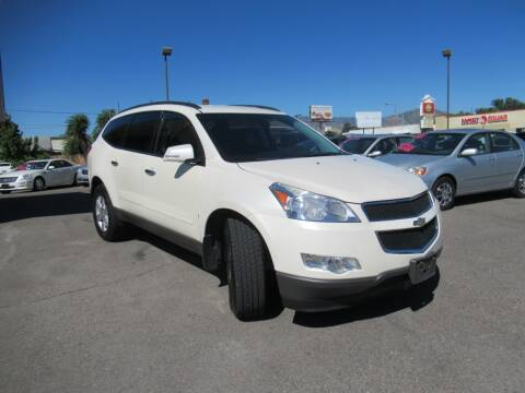 2011 Chevrolet Traverse for sale at Crown Auto in South Salt Lake City UT