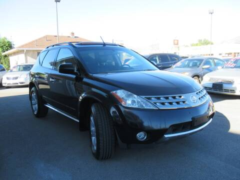 2007 Nissan Murano for sale at Crown Auto in South Salt Lake City UT