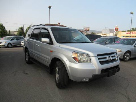 2007 Honda Pilot for sale at Crown Auto in South Salt Lake City UT