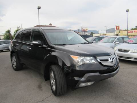 2008 Acura MDX for sale at Crown Auto in South Salt Lake City UT