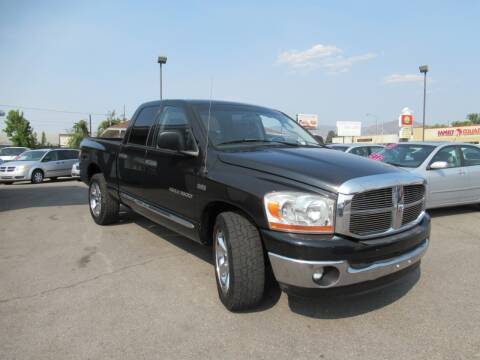 2006 Dodge Ram Pickup 1500 for sale at Crown Auto in South Salt Lake City UT
