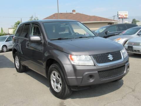 2012 Suzuki Grand Vitara for sale at Crown Auto in South Salt Lake City UT