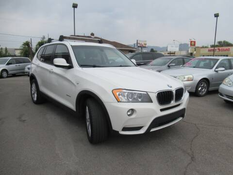 2013 BMW X3 for sale at Crown Auto in South Salt Lake City UT
